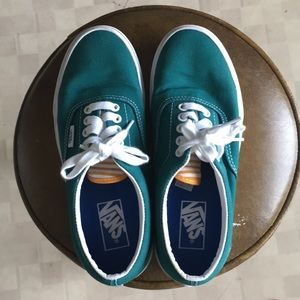 Vans UO Green Shoes